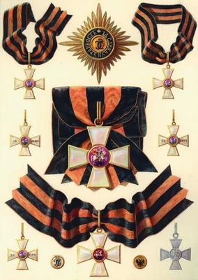 Орден святого георгия в российской империи