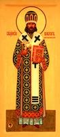 Священноисп. Виктор (Островидов). Икона. 2001 г.
