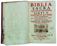 Вульгата. Систино-Клементийское издание. Титул. Лейден, 1692 (РГБ)