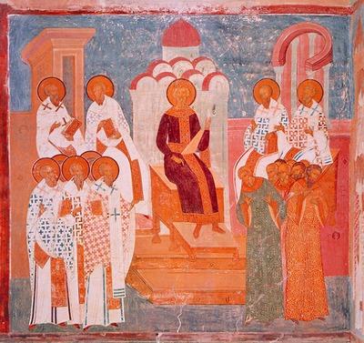 Реферат 7 вселенский собор 7537