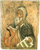 Прор. Илия. Икона. XIII в. (Византийский музей культурного центра им. архиеп. Макария III, Никосия)