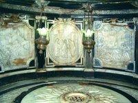 Место рождения св. Иоанна Предтечи в мон-ре Рождества св. Иоанна Предтечи в Айн-Кареме