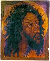Прор. Иоанн Предтеча. Икона. 1946 г. (мон-рь Покрова Пресв. Богородицы в Бюсси-ан-От, Франция)