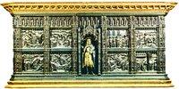 Алтарь св. Иоанна Предтечи. 1366-80-е гг. XV в. (Музей собора Санта-Мария дель Фьоре во Флоренции)