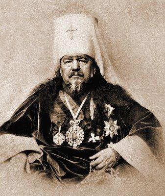 Митрополит санкт-петербургский и новгородский исидор никольский