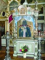 Калужская икона Божией Матери в соборе вмч. Георгия