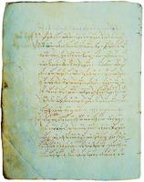 Стихирарь с палеовизант. «шартрской» нотацией. Кон. X — нач. XI в. (Cod. Paul. 102/A. Fol. 5v)