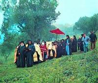 Крестный ход на Св. Горе