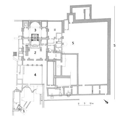 Первая церковь (IV в.). 3.