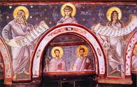 Афон православный монастырь