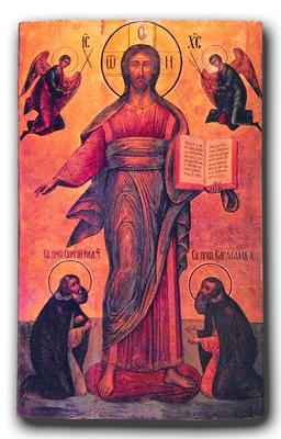 ... Икона. Нач. XVIII в. Церковь во имя мч: www.pravenc.ru/text/154255.html