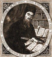 Прп. Никодим Святогорец. Гравюра. 1819 г.