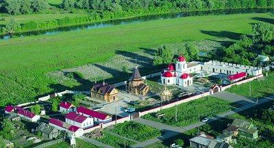 Заволжский Свято-Ильинский монастырь