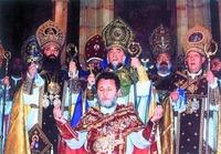 Поставление Патриарха и Католикоса всех армян Гарегина II