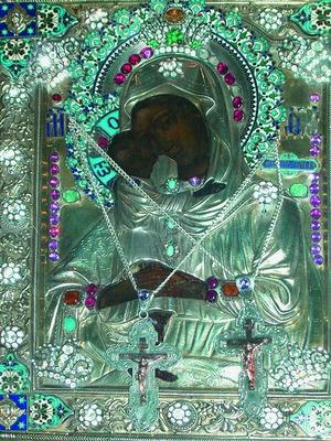 икона в самаре: