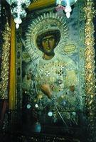 Вмч. Георгий. Икона. XIII в. (мон-рь Зограф)