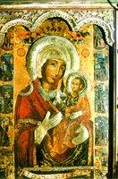 Иверская икона Божией Матери, со Сказанием. Посл. четв. XVIII в. (Роженский мон-рь, Болгария)